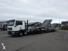 camión MAN TGM 12.280 4x2 BL FVG FS14-B2 Anhänger KLIMA - S