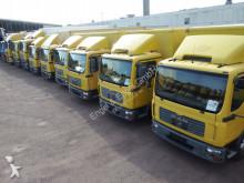 MAN TGL 12.240 HLB AHK mit Ladekabel 7m-Koffer truck
