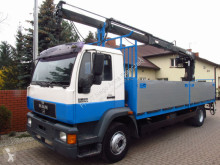 MAN Silent - 15-224 truck