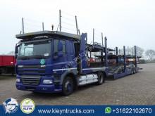 DAF car carrier truck