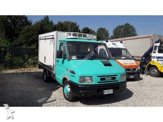 camion iveco frigo gazoil euro 3 occasion n 2307160. Black Bedroom Furniture Sets. Home Design Ideas