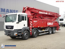 new concrete mixer + pump truck concrete truck