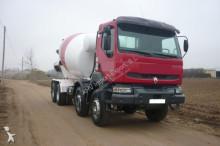 Camión hormigón cuba Mezclador Renault CAMION HORMIGONERA RENAULT 370 8X4 2004 1