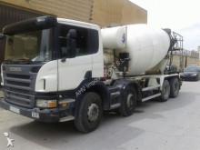Camión hormigón cuba Mezclador Scania CAMION HORMIGONERA SCANIA 380 8X4 2007 10M
