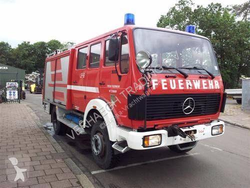 View images Mercedes 1019 AF 36 truck