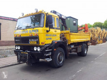 n/a three-way side tipper truck