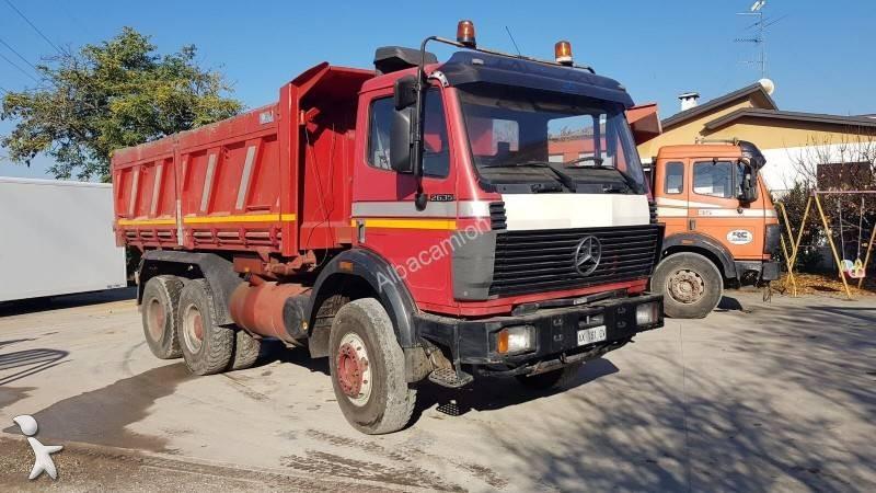 camion mercedes benne sk 2635 6x4 occasion n 2315346. Black Bedroom Furniture Sets. Home Design Ideas
