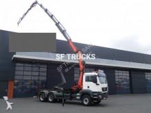 MAN TGS 33.440 truck