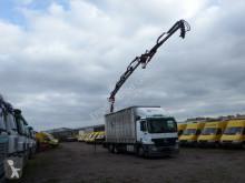 camion Mercedes Actros 2541 - TIRRE EURO 171 KRAN 17,1m - DPF Ed