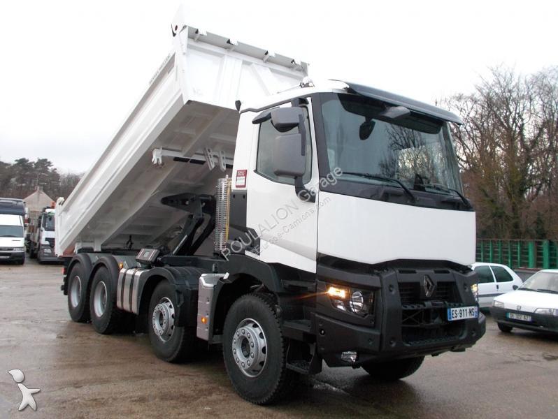 camion renault 30 annonces de camion renault neuf en vente. Black Bedroom Furniture Sets. Home Design Ideas