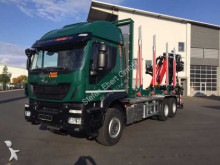 camion grumier Iveco