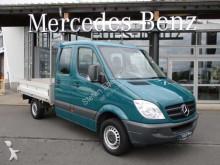 Mercedes Sprinter 313 CDI DoKa tiefe Pritsche+AHK 2,8to truck