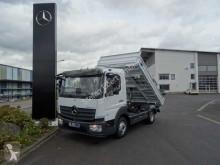 camion Mercedes Atego 818 K Kipper, Klima, AHK
