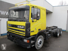 ciężarówka podwozie DAF