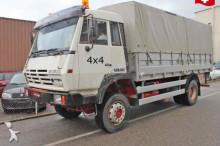 Steyr tarp truck
