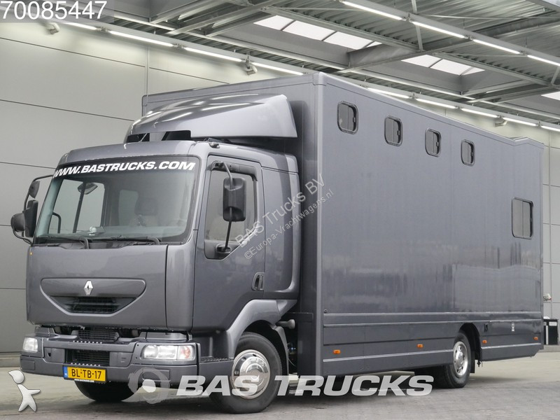 camion renault van chevaux midlum 4x2 gazoil euro 3 occasion n 2353026. Black Bedroom Furniture Sets. Home Design Ideas
