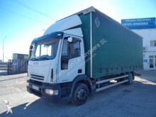 Camión lona corredera (tautliner) Iveco Eurocargo ML120E24 P