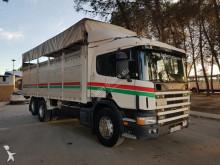 Camión lonas deslizantes (PLFD) Scania 114 340 6x2