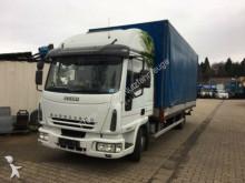Iveco 80E21,erst.266TKM,gr.Haus Tüv11/19analogTacho truck