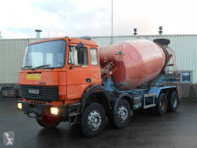 Iveco 300-30 Mixer Liebherr 10m³ V8 Good Condition truck