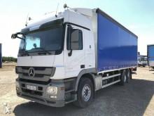 Camión lonas deslizantes (PLFD) Mercedes Actros 2544