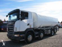 Scania tanker truck