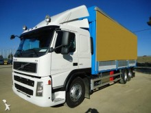 Camión lona corredera (tautliner) Volvo FM 400