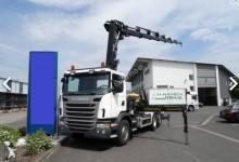 Camión caja abierta Scania G 124G400