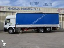 Camión lona corredera (tautliner) Iveco Eurotech 260E31