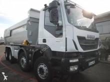 Iveco half-pipe tipper truck