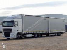 DAF XF - 105.460 / TANDEM 120M3 + remorque truck