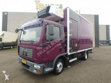 used mono temperature refrigerated truck
