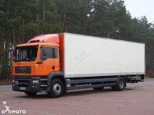 MAN insulated truck