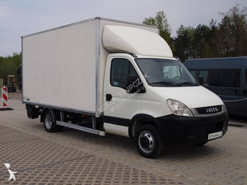 used iveco daily other trucks 35c15 diesel euro 5 n 2407248. Black Bedroom Furniture Sets. Home Design Ideas