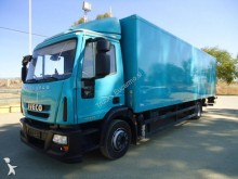 Camión furgón Iveco Eurocargo ML 120 E 25
