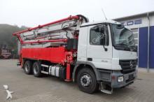 ciężarówka pompa do betonu Mercedes