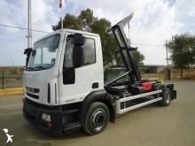 Camión portacontenedores Iveco Eurocargo ML 120 E 25