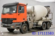 Mercedes Actros 2631 truck