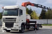 Camión caja abierta DAF XF95 430