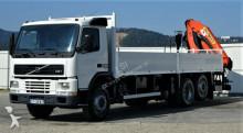 Volvo FM7 380 * Pritsche 7,50 m + KRAN / 6x2! truck