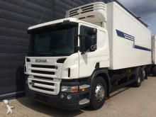 camion Scania P380 Kühlkoffer / Standklima (Euro5 Retarder)
