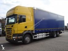 Camión lona corredera (tautliner) Scania R420