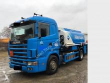 camion Scania G 124 470 Tankwagen ADR