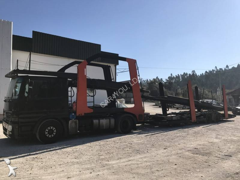 camion mercedes porte voitures portugal 1 annonces de porte voitures portugal occasion. Black Bedroom Furniture Sets. Home Design Ideas