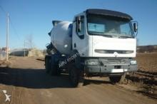 Camión hormigón cuba Mezclador Renault CAMION HORMIGONERA RENAULT 320 6X4 2005 8