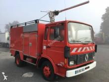 camión camión cisterna incendios forestales Renault