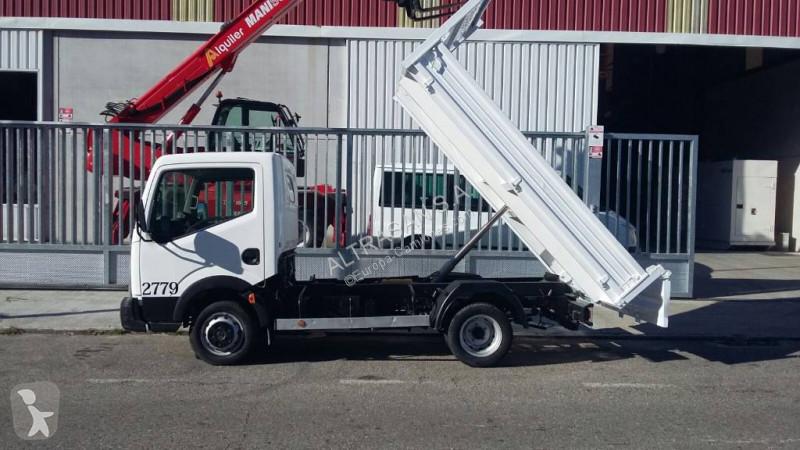 camion nissan benne cabstar occasion n 2432472. Black Bedroom Furniture Sets. Home Design Ideas