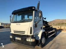 Camión portacontenedores Iveco Eurocargo 180E28