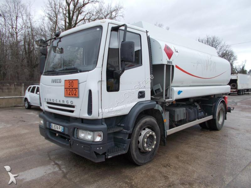 camion citerne hydrocarbures occasion iveco eurocargo