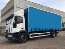Camión lona corredera (tautliner) sistema de lona corrediza Iveco Eurocargo 180E